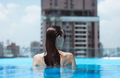 surmonter la peur de l'eau et améliorer sa technique de natation