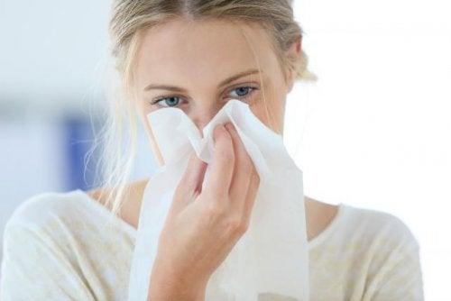 remèdes naturels et huiles essentielles pour soulager la congestion nasale