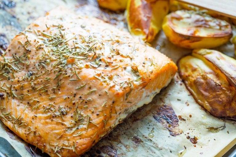 Une délicieuse recette de saumon au four