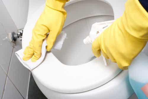 Comment faire ses tablettes de bicarbonate pour désinfecter les toilettes