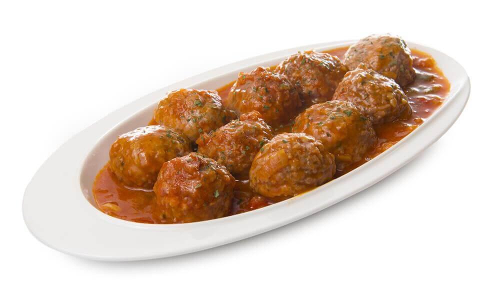 Recette maison de boulettes de viande à l'espagnole
