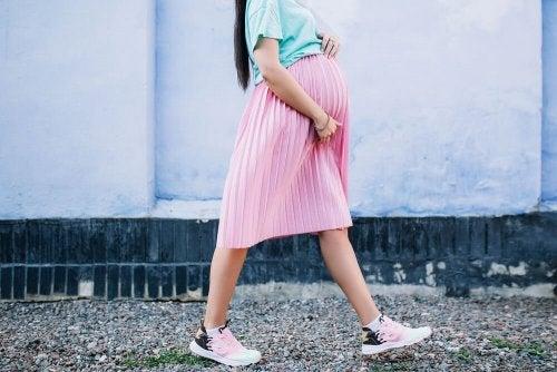 exercices pour lutter contre la fatigue pendant la grossesse