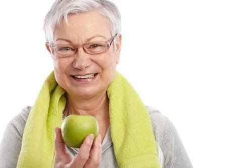 Comment éviter de prendre du poids avec l'âge ?