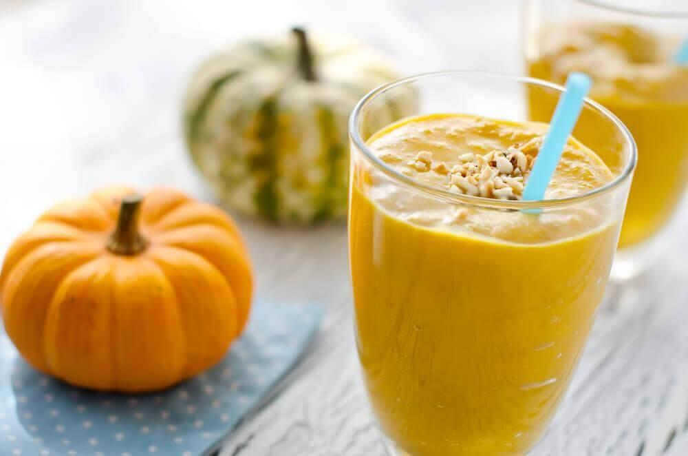 Glycémie et cholestérol : recette de jus de courge