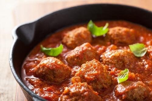 recette de boulettes de viande