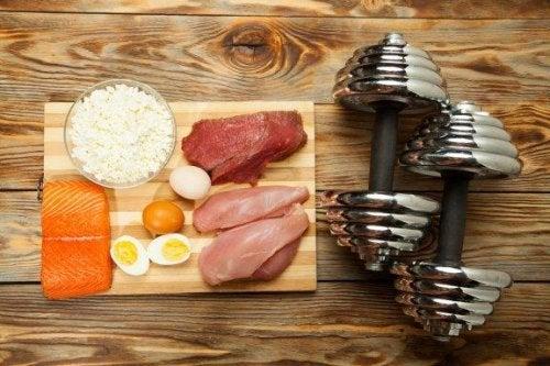 Masse musculaire : 10 aliments que vous devez manger