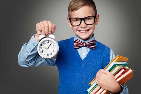 Comment apprendre à votre enfant à optimiser son temps ?