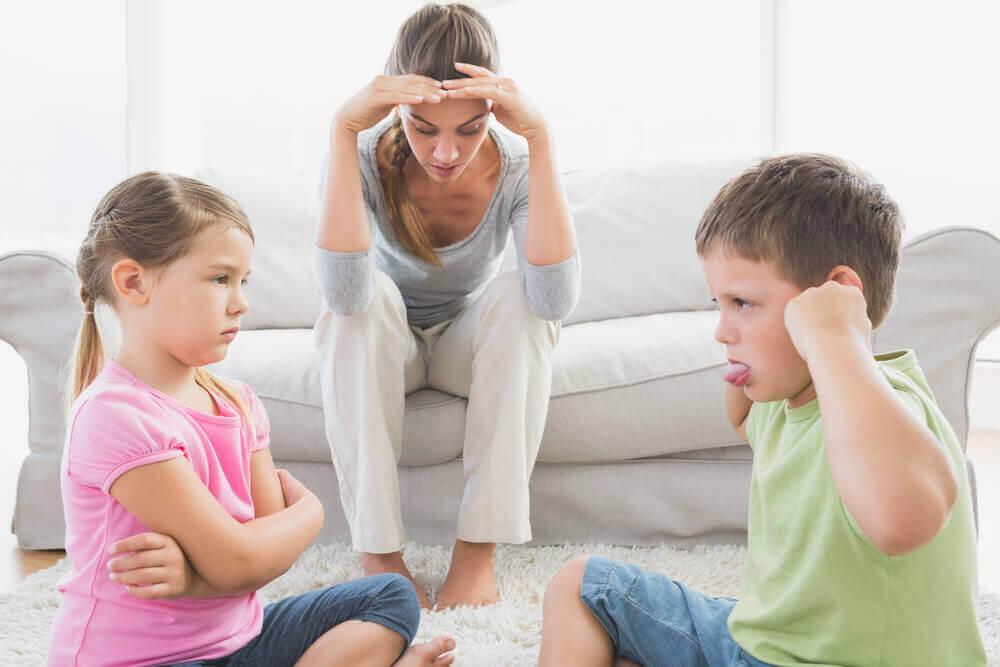 disputes entre enfants
