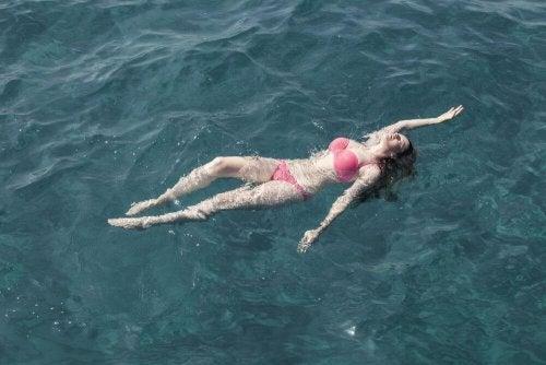 Conseils pour apprendre à nager dans la mer