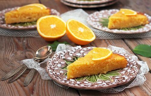 Gâteau à l'orange : une recette facile et rapide