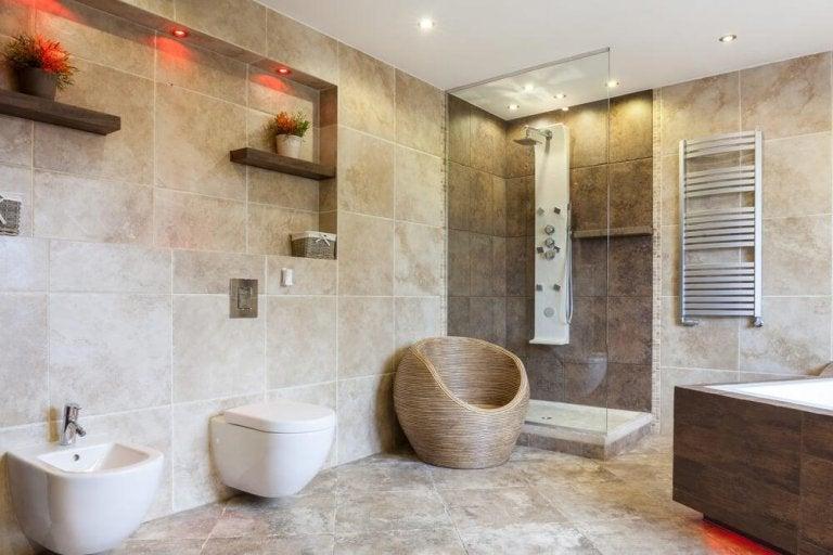 9 idées déco pour votre salle de bains