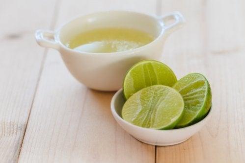 le jus de citron pour réguler le taux de cholestérol