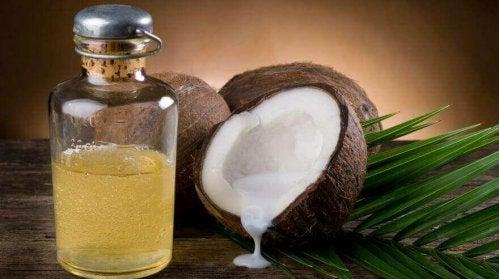 l'huile de coco pour contrôler les niveaux de cholestérol