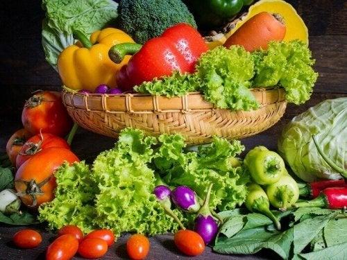 légumes à consommer en cas de rosacée