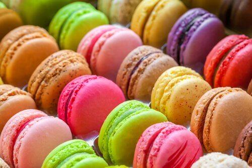 macarons français