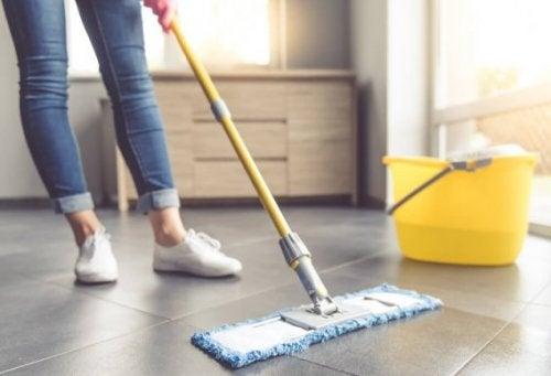 7 conseils pour nettoyer votre carrelage