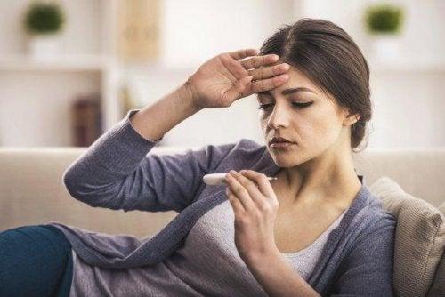 Remèdes naturels contre la fièvre