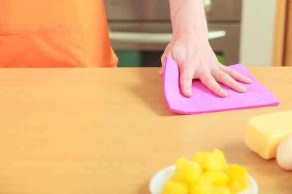 4 façons de désinfecter les torchons de cuisine