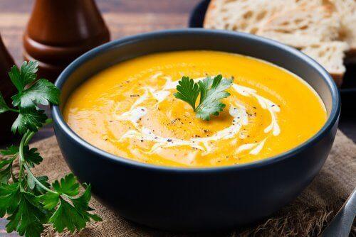recettes de soupes et de veloutés