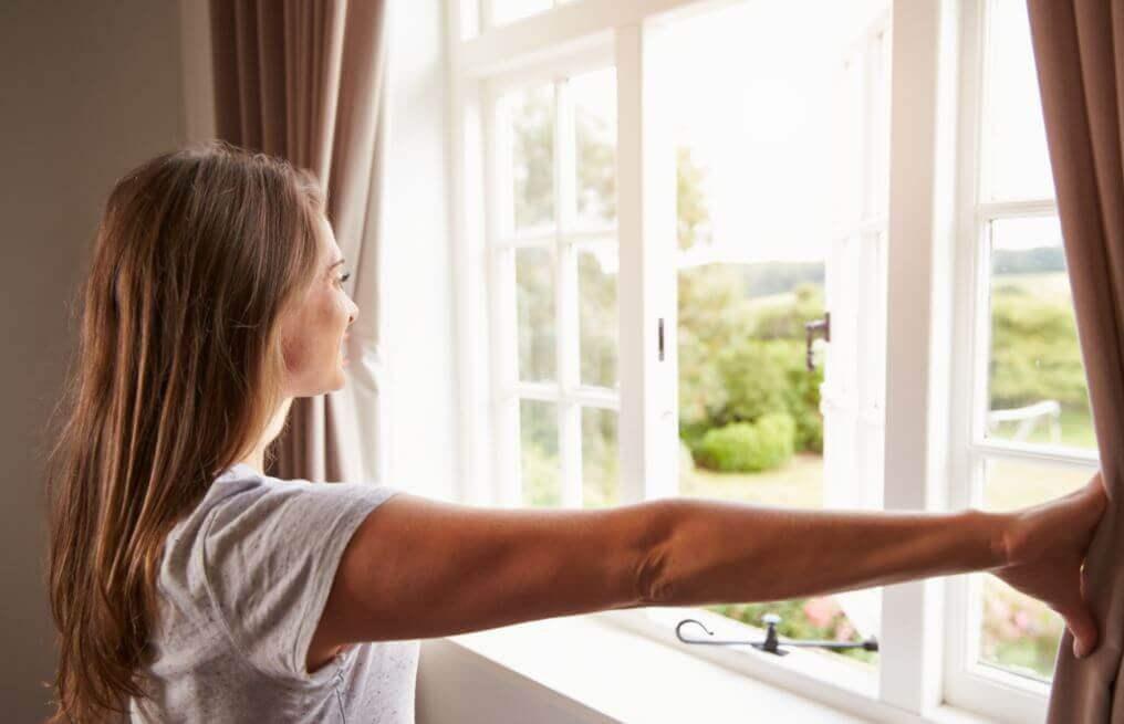 purifier l'air de votre maison en aérant