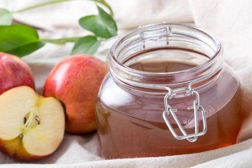 le vinaigre de pomme soigne une sinusite