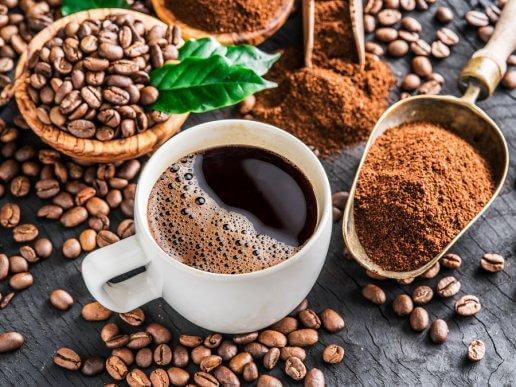 Bienfaits des tasses de café.