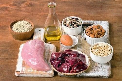 Quelques aliments dont la consommation est recommandée pour pallier l'hypothyroïdie