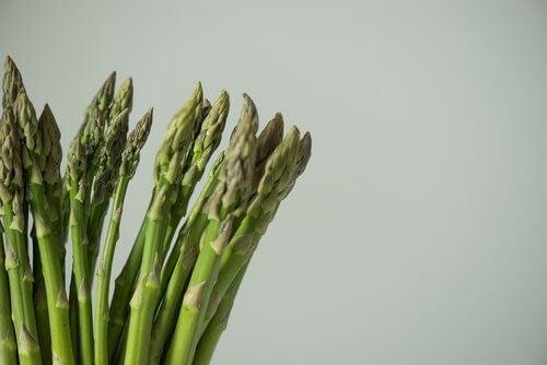 recette du gaspacho d'asperges vertes