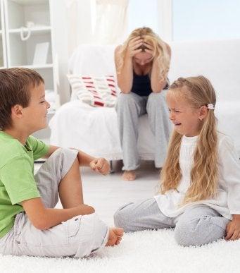 Comment gérer les affrontements entre frères et soeurs