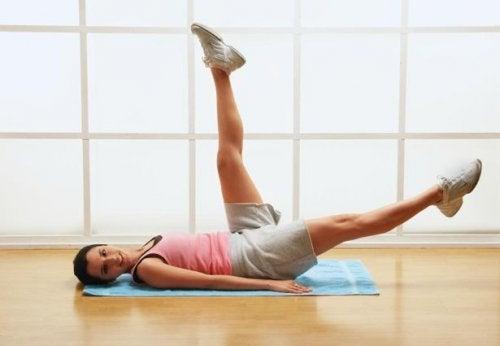 exercice pour renforcer la colonne vertébrale