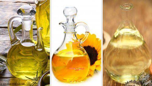 huiles naturelles
