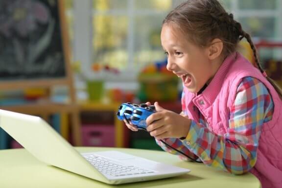 Mon enfant ne veut pas arrêter de jouer aux jeux vidéo
