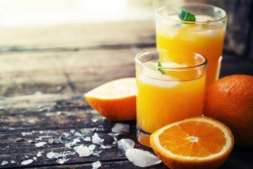 l'orange pour lutter contre la constipation
