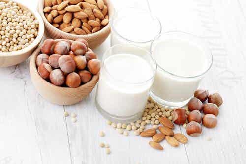 3 recettes de lait végétal pour le goûter