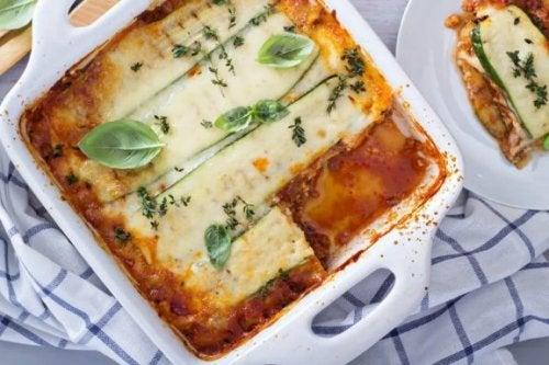 Une délicieuse recette de lasagnes sans pâte à tester avec toute la famille