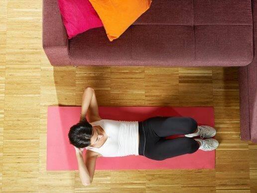 5 exercices pour muscler facilement les abdominaux