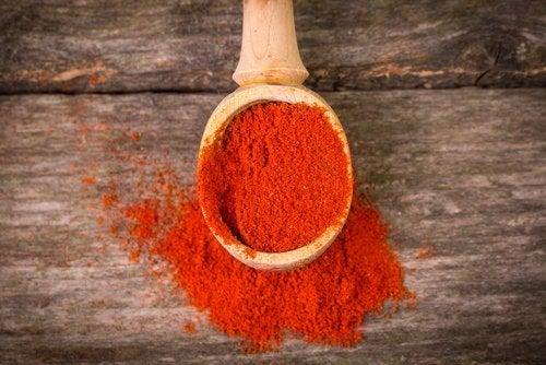 Le piment de Cayenne pour lutter contre les varices