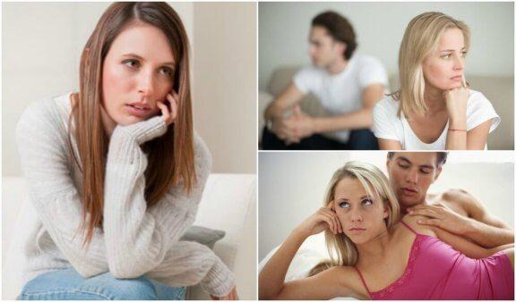 Que faire si votre conjoint vous ennuie ?