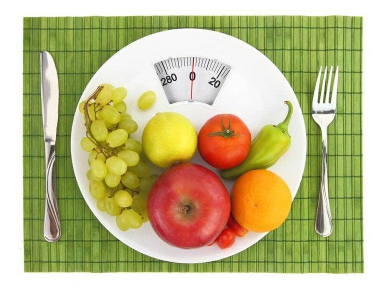 3 régimes pour maintenir un poids équilibré
