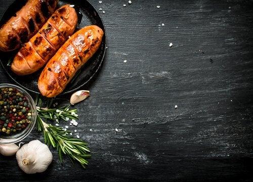recettes de corn dogs