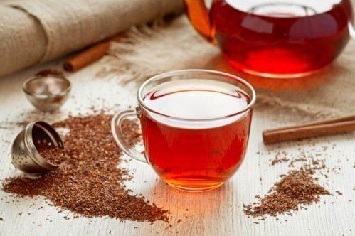 les bienfaits du thé rouge