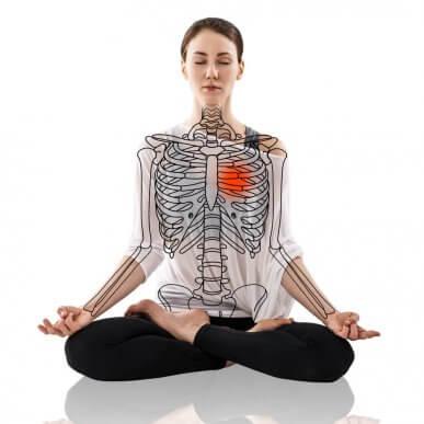 Comment le yoga peut-il aider à contrôler l'hypertension artérielle ?