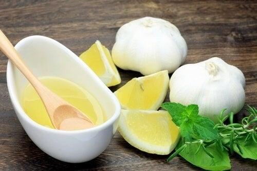ail et citron pour réduire le cholestérol