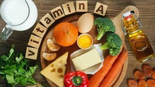 Quels sont les aliments riches en vitamine A ?
