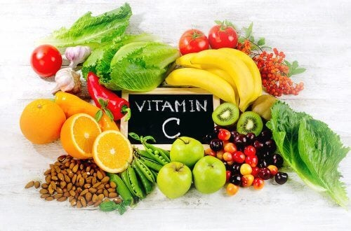 la vitamine C contre l'anémie en fer