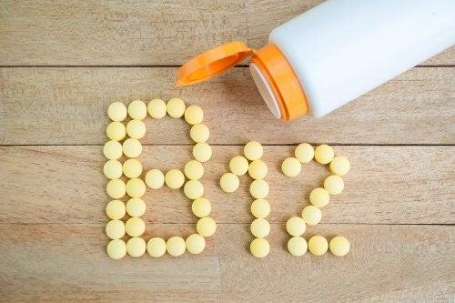 régime végétalien crudivore et carences en vitamine B12