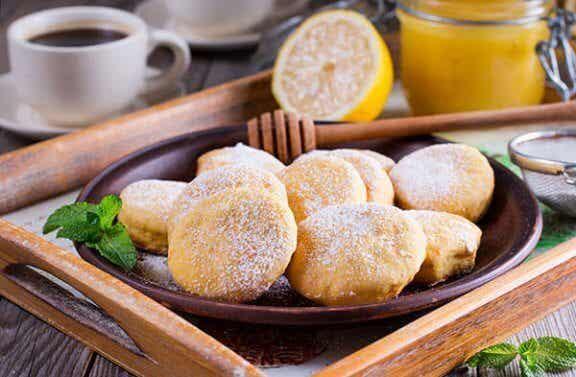 Délicieux biscuits à la crème très faciles à préparer