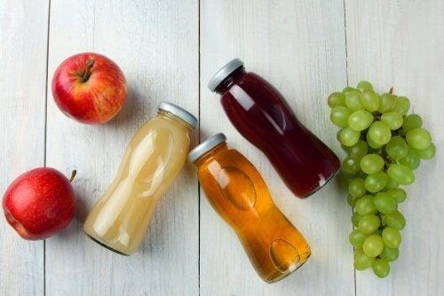 boissons et aliments diététiques contribuant en fait à la prise de poids