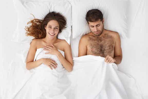 Trouble du désir sexuel chez l'homme