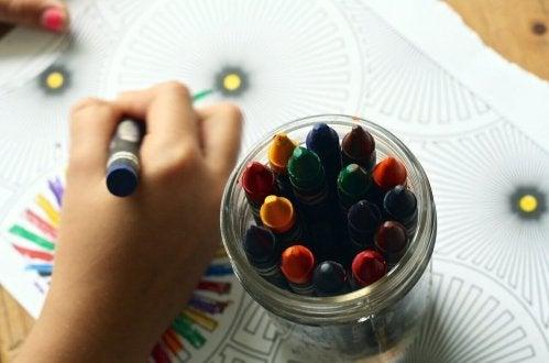 l'importance du dessin chez l'enfant